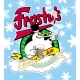 Frosty the Snowman Xmas Card